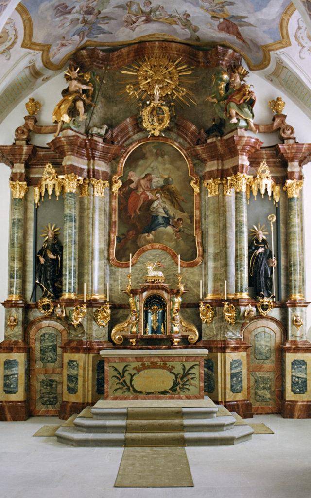 Kloster Maria der Engel Wattwil